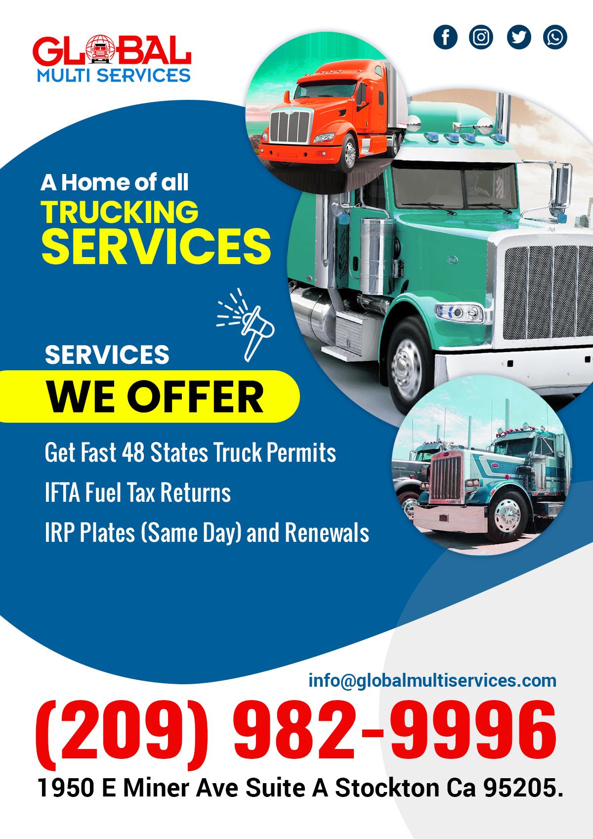 IFTA Permits